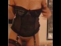 Milf din Romania show SUPER HOT la webcam